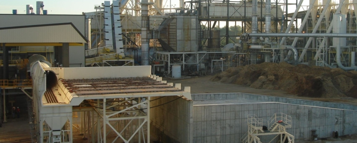 Chip Mill / Biomass Systems